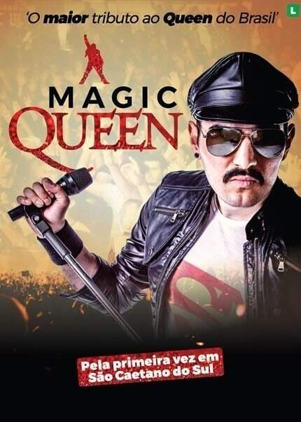 2a5109ceab Magic Queen – Ingressos - Magic Queen - Bilheteria Express